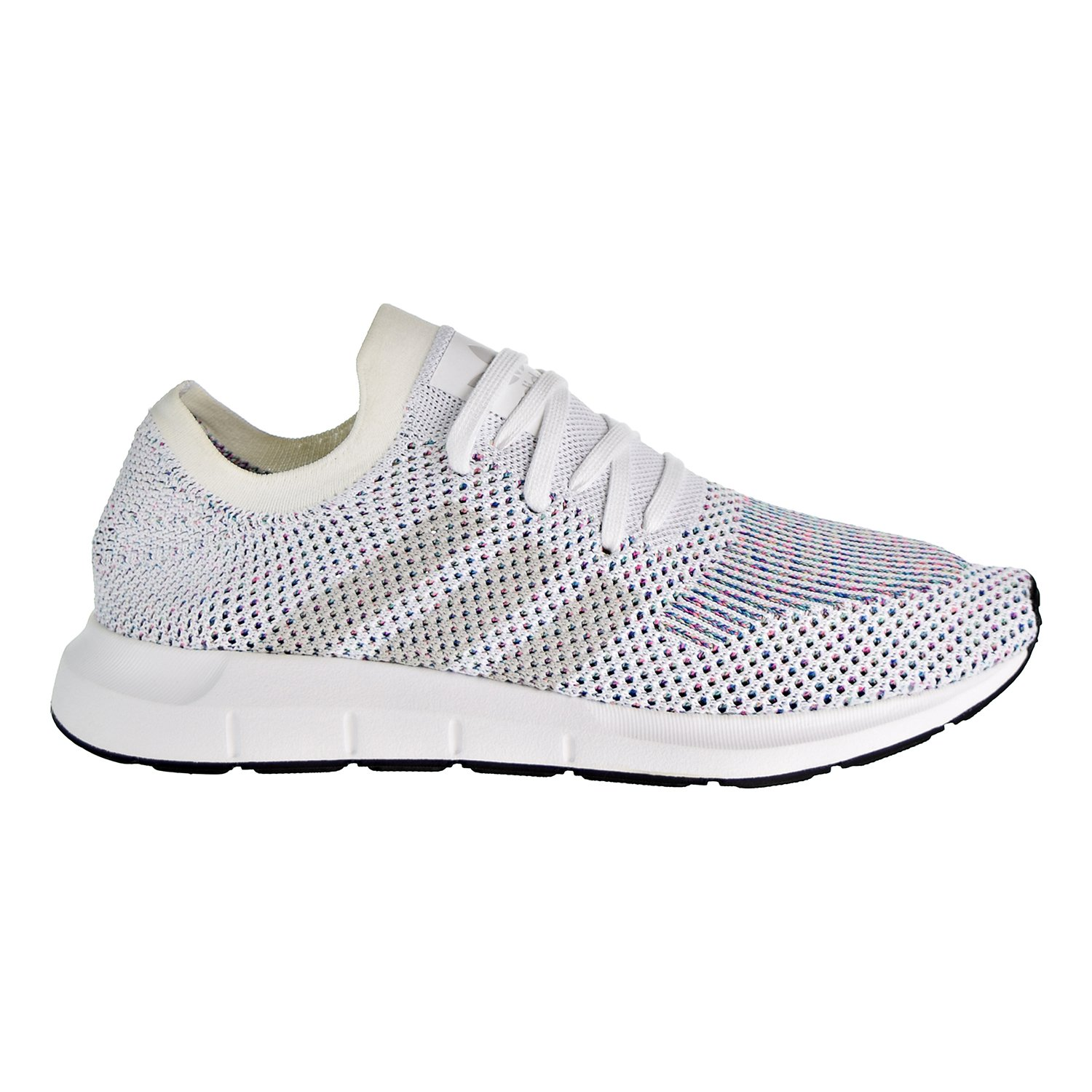 794413cc65da Galleon - Adidas Originals Swift Run Prime Knit Men s Shoes White Black  Cg4126 (10.5 D(M) US)