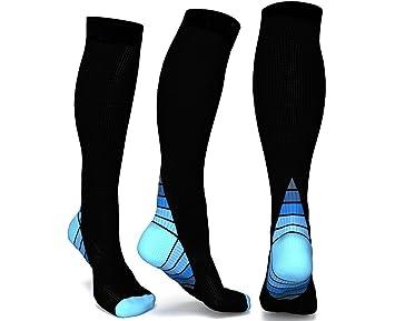 Calcetines de compresión para hombres y mujeres, Acelec BEST ...