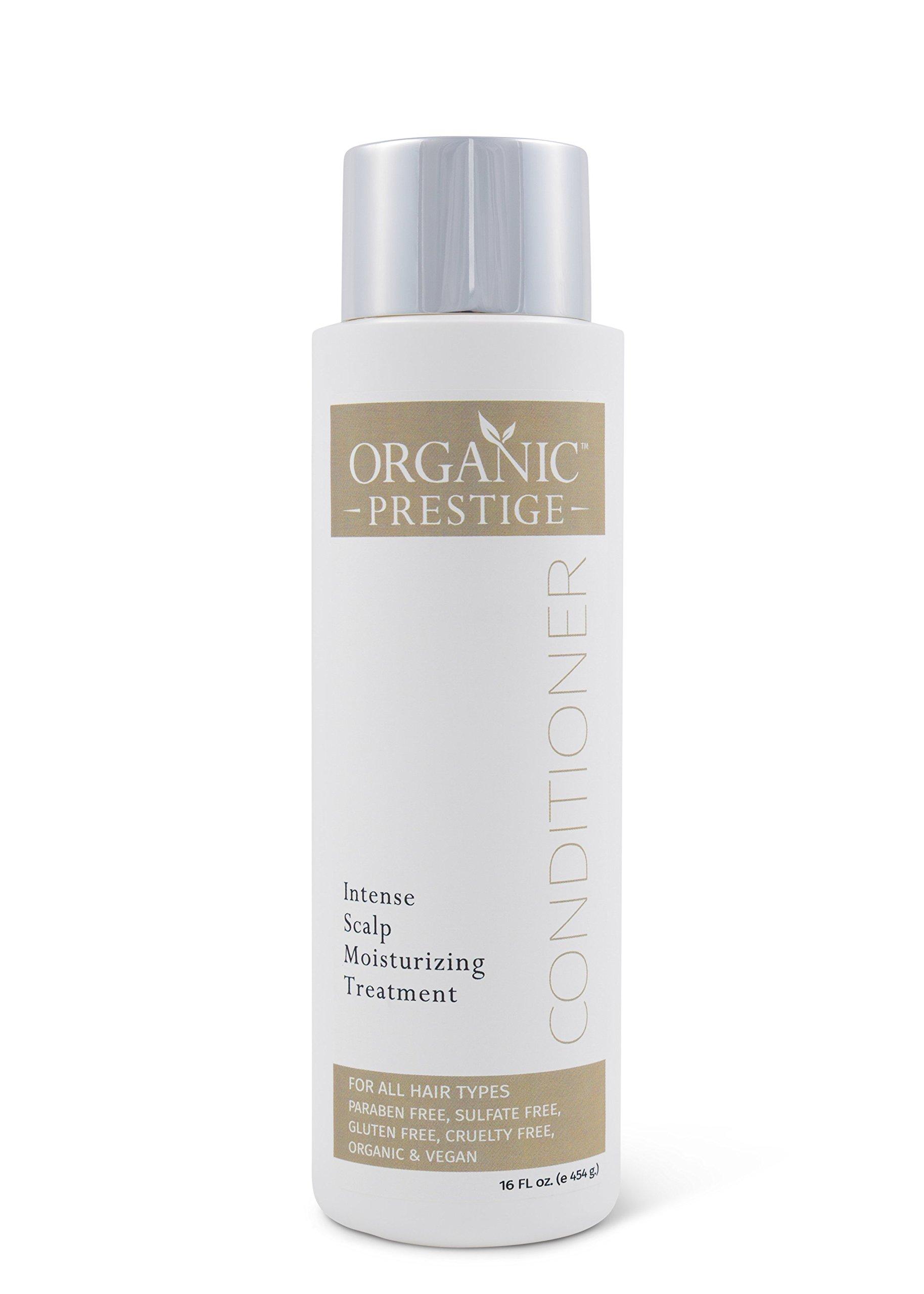 Itchy Scalp Natural Organic Hair Treatment
