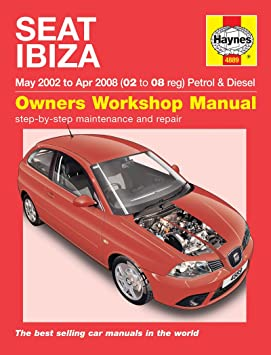 Seat Ibiza Workshop Manual Service Manual Download