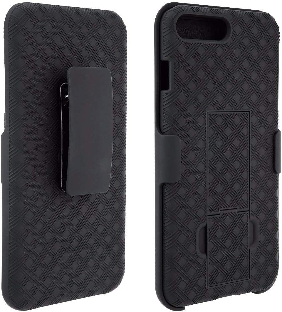 Verizon OEM Shell Holster Combo for Apple iPhone 7 - Black