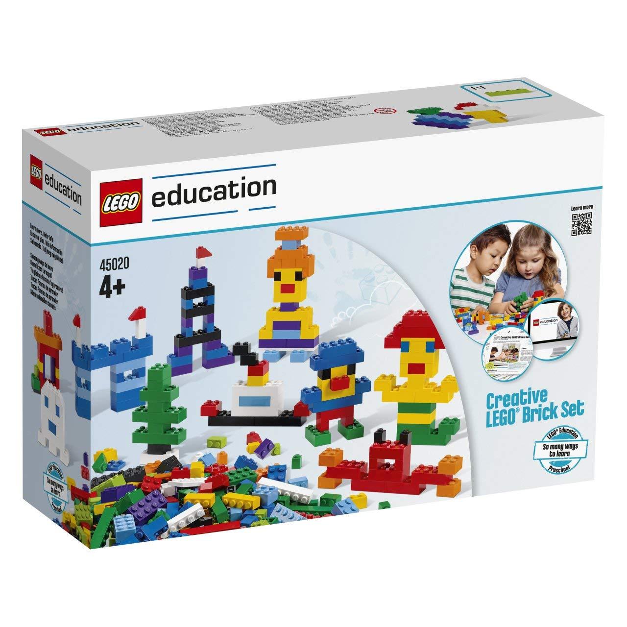 Set creativo de ladrillos LEGO: Amazon.es: Industria, empresas y ciencia