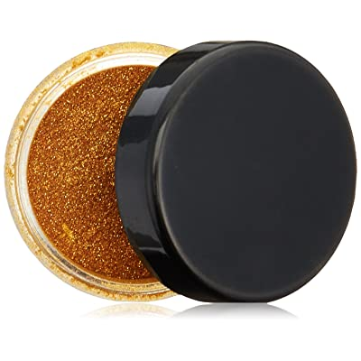 Mineral Pigment Eyeshadow Gold Dust #2 From Royal Care Cosmetics