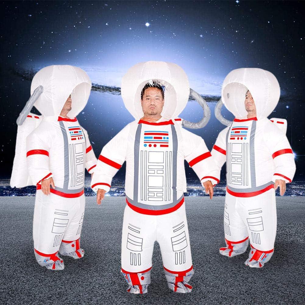 niyin204 - Disfraz de Astronauta Inflable para Adultos y niños ...