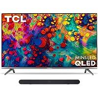 """TCL 55"""" TV & Alto 6 Sound Bar"""