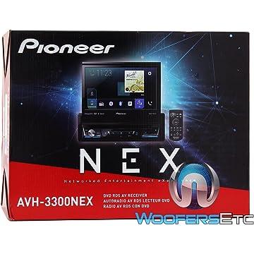 reliable Pioneer AVH-3300