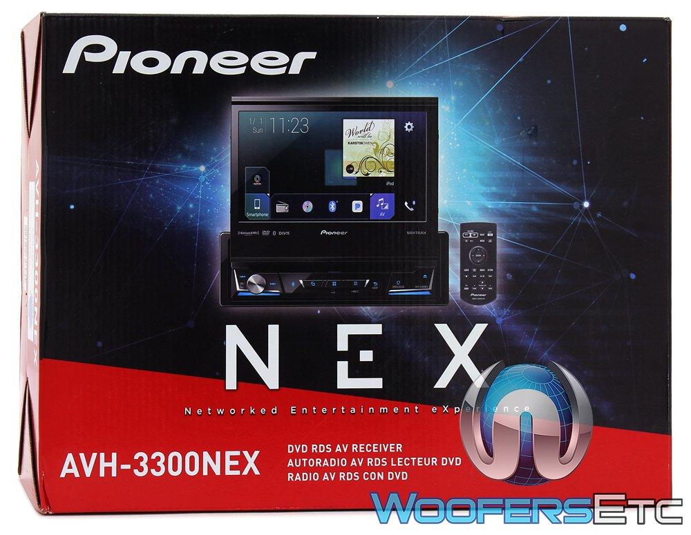 Pioneer AVH-3300NEX}