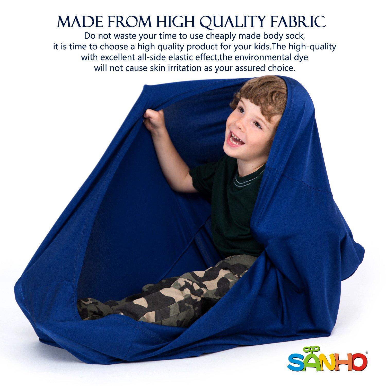 Sanho Dynamic Movement Sensory Sock Body Sock Toys For