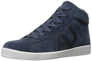 Basket Armani Jeans - 935566-CC501-32335 - Age - Adulte, Couleur ... 25bc27e7ac7