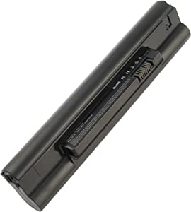 Futurebatt Laptop Battery for Dell Inpiron Mini 10, Inspiron 11z, Mini 1011, Inspiron Mini 10v, Mini 10(1010), PN: F144H, PP19S, 312-0867, 312-0931 (5200mAh, 10.8V, 6-Cell)