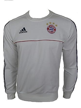 adidas FC Bayern M/ünchen Felpa