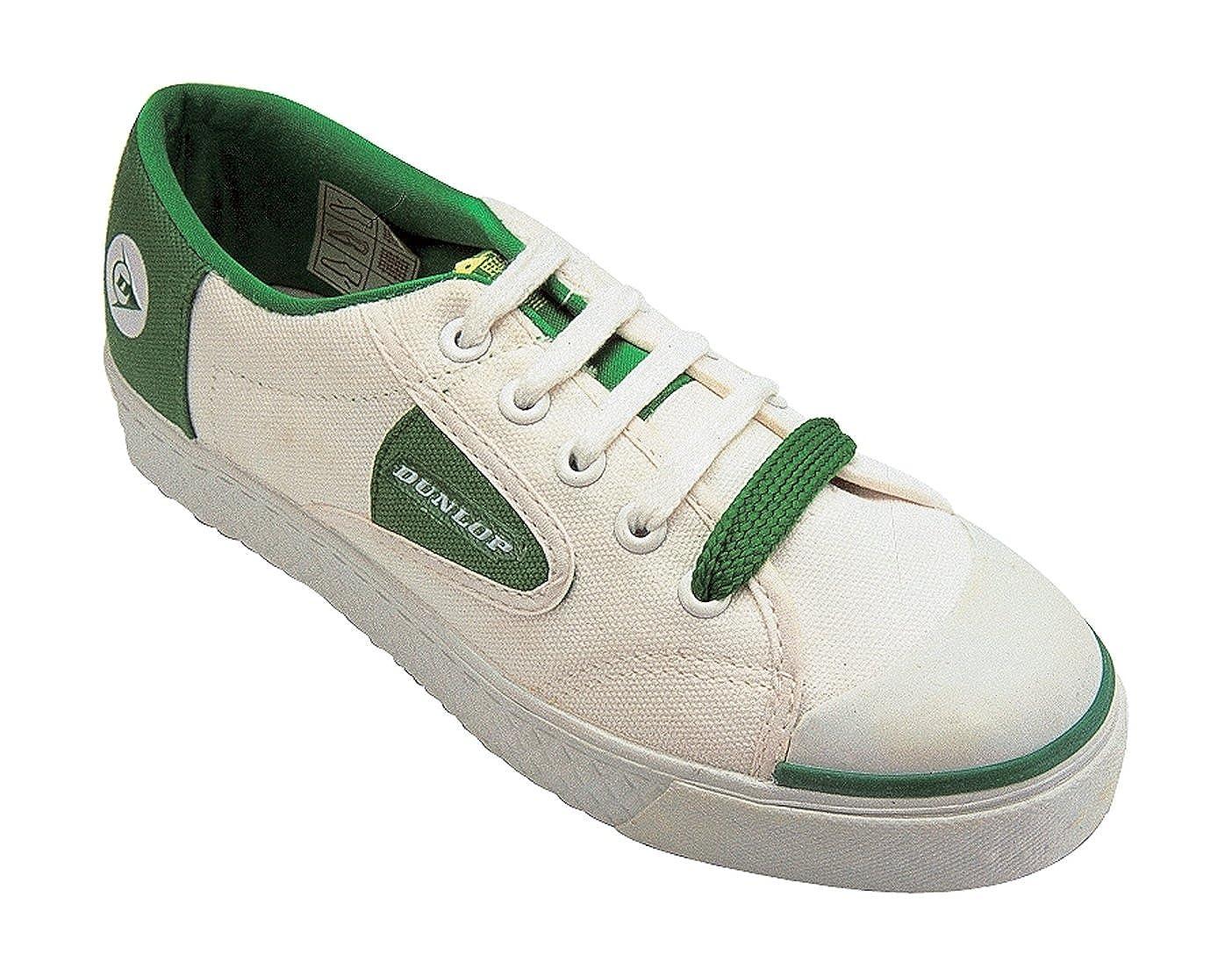 Dunlop Grün Flash DU1555 Sportschuhe (36 EUR) (Weiß)