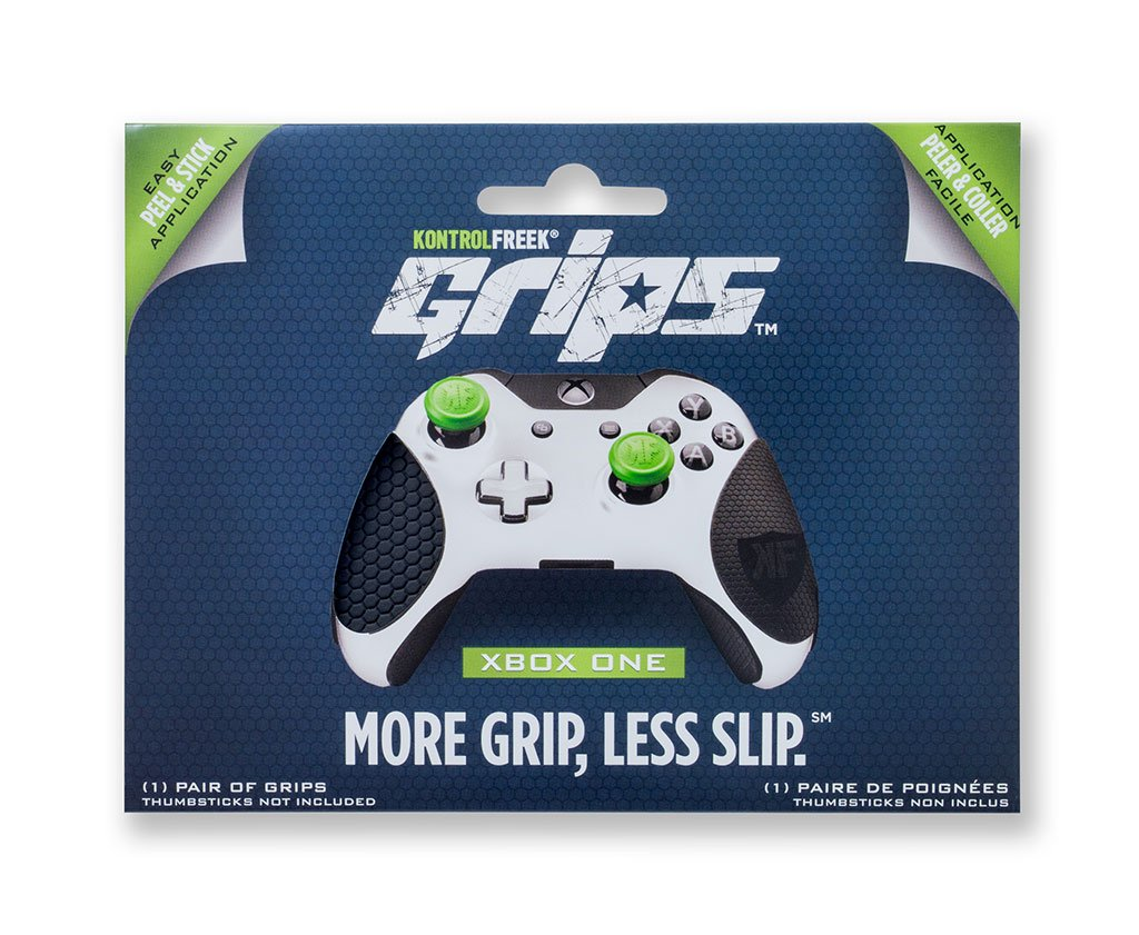 Amazon.com: KontrolFreek Performance Grips for Xbox One Controller: Video  Games