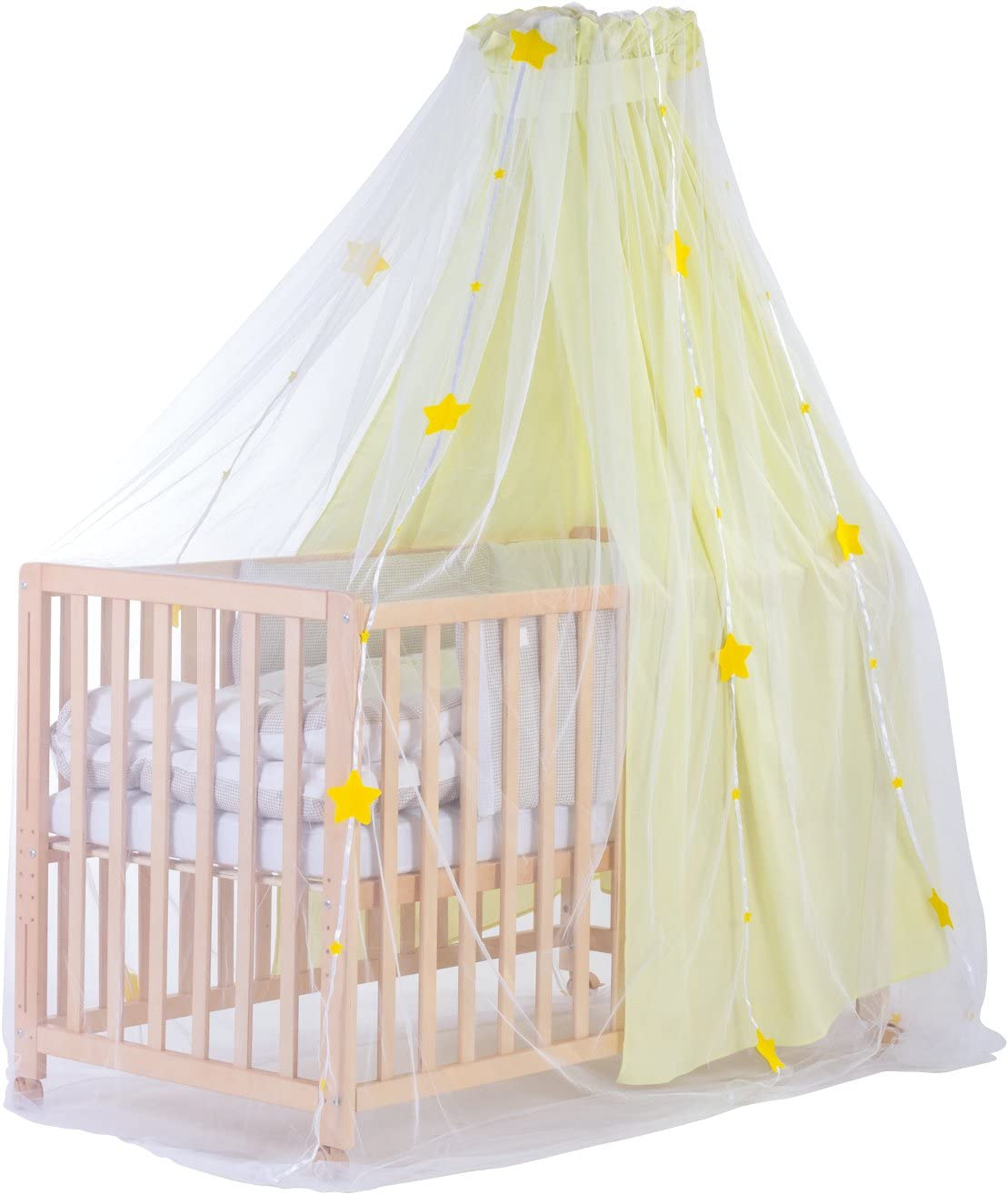 DIAGO Star Sky Mosquito Net for Cot with Canopy