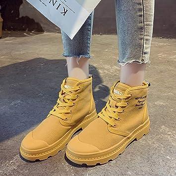 Botas De Invierno De Las Mujeres,Botines Zapatos De Mujer Invierno ...