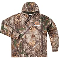 NFL Chicago Bears Boys Champion Realtree Xtra Polyester Tech Fleece Full Zip Hoodie, Large, Camo