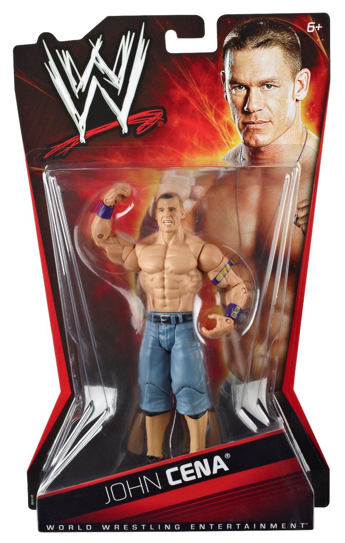 WWE John Cena Figure