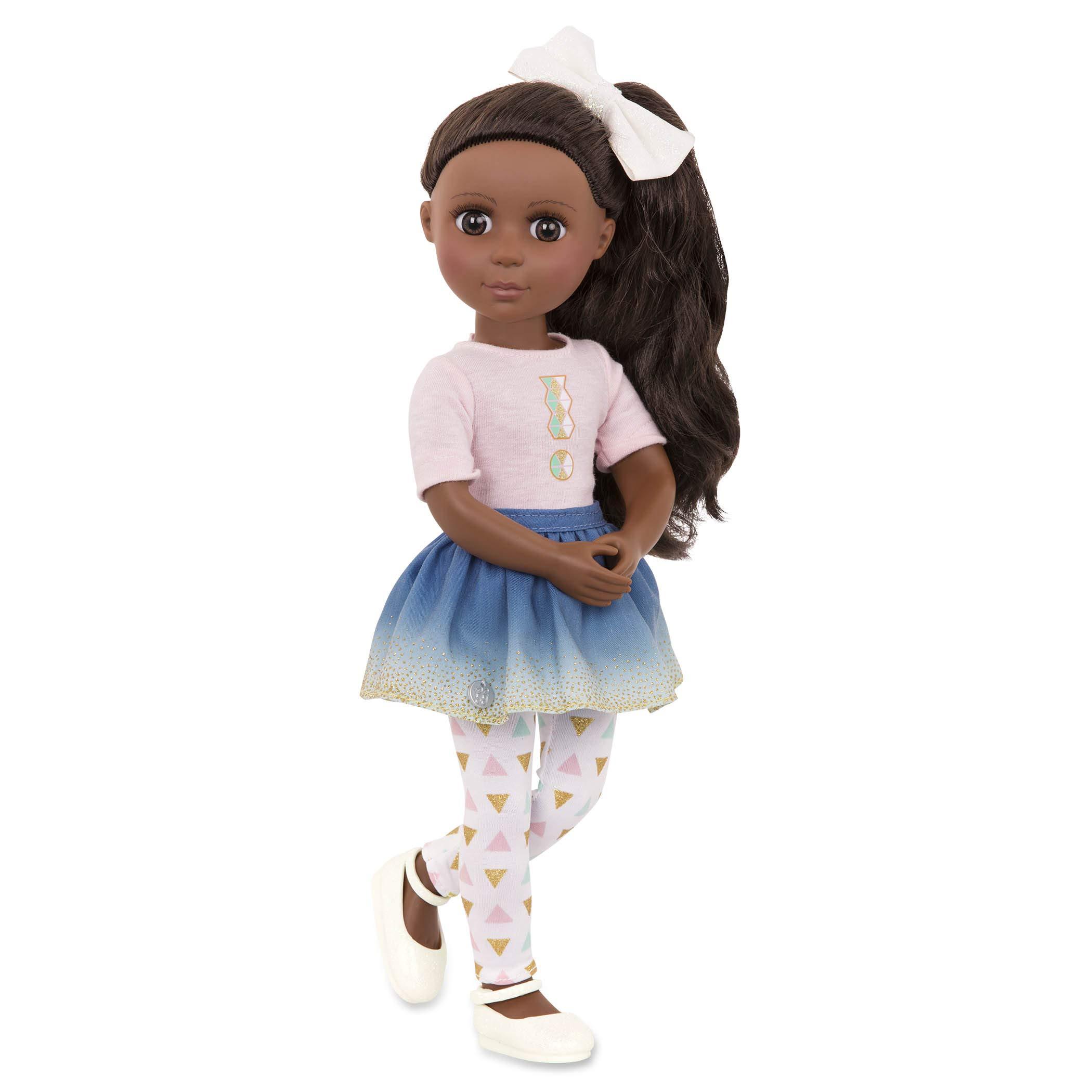 "Glitter Girls Dolls by Battat - Keltie 14"" Poseable Fashion Doll - Dolls for Girls Age 3 & Up"