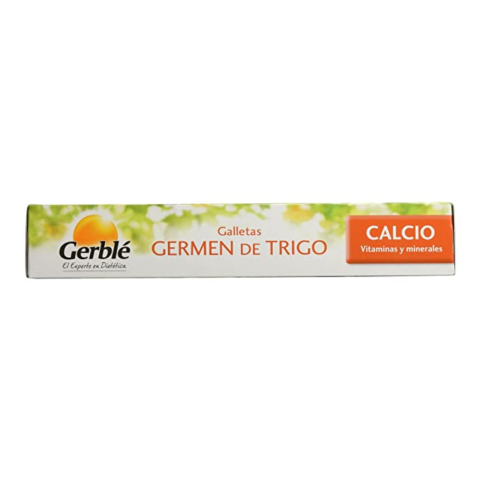 Gerblé - Galletas Germen de Trigo - Galletas de cereales - 210 g: Amazon.es: Alimentación y bebidas