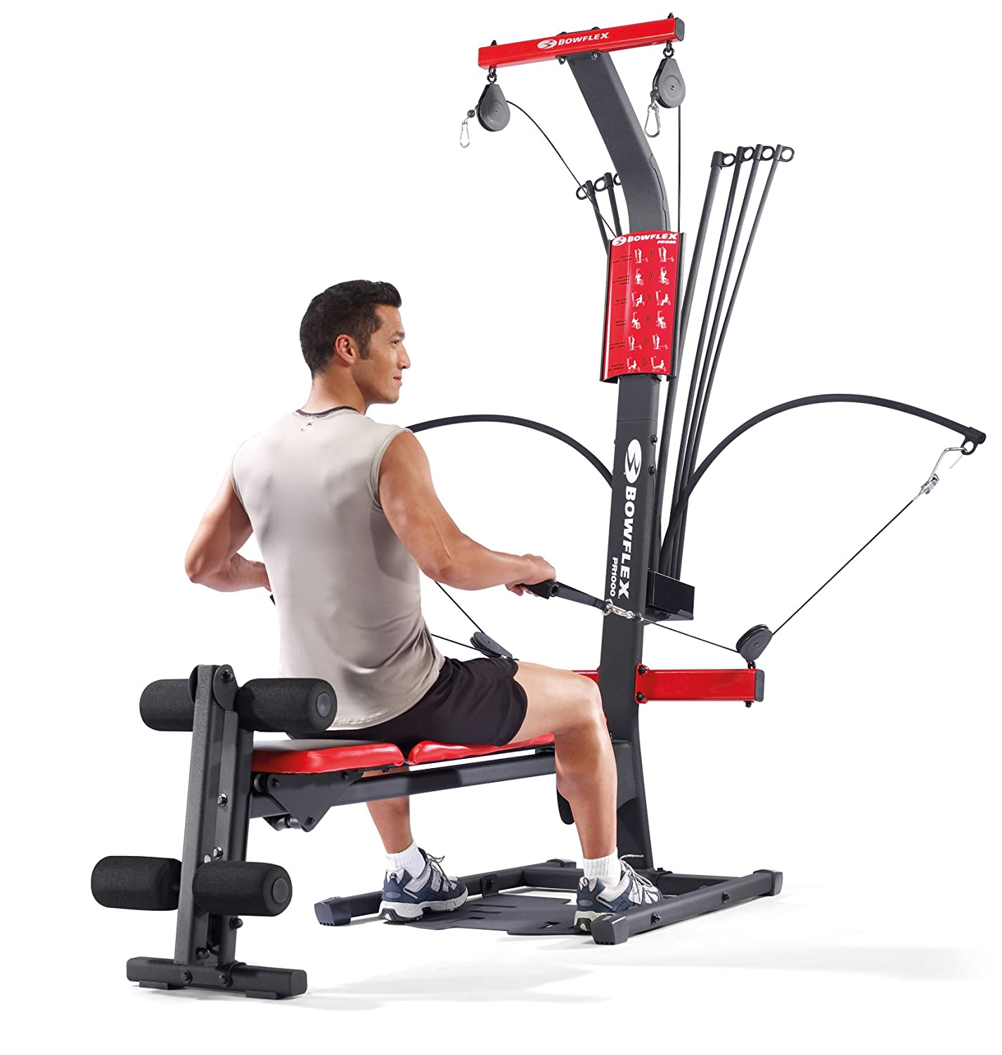 Amazoncom  Bowflex PR Home Gym  Sports  Outdoors - Home gym equipment for sale