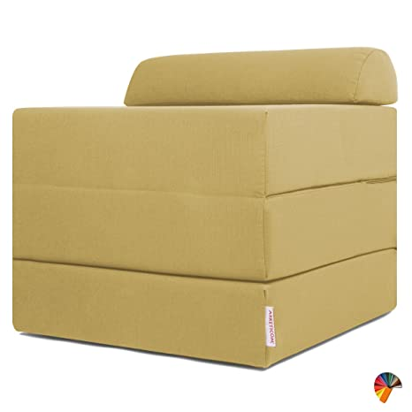 Letto Pieghevole Pouf.Arketicom Sleeping Cube Pouf Letto Design Pieghevole Sfoderabile