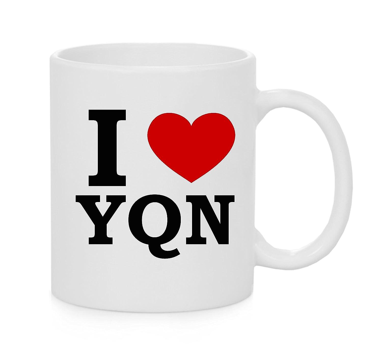I Heart YqN ( Love )公式マグ B01N14LLGD