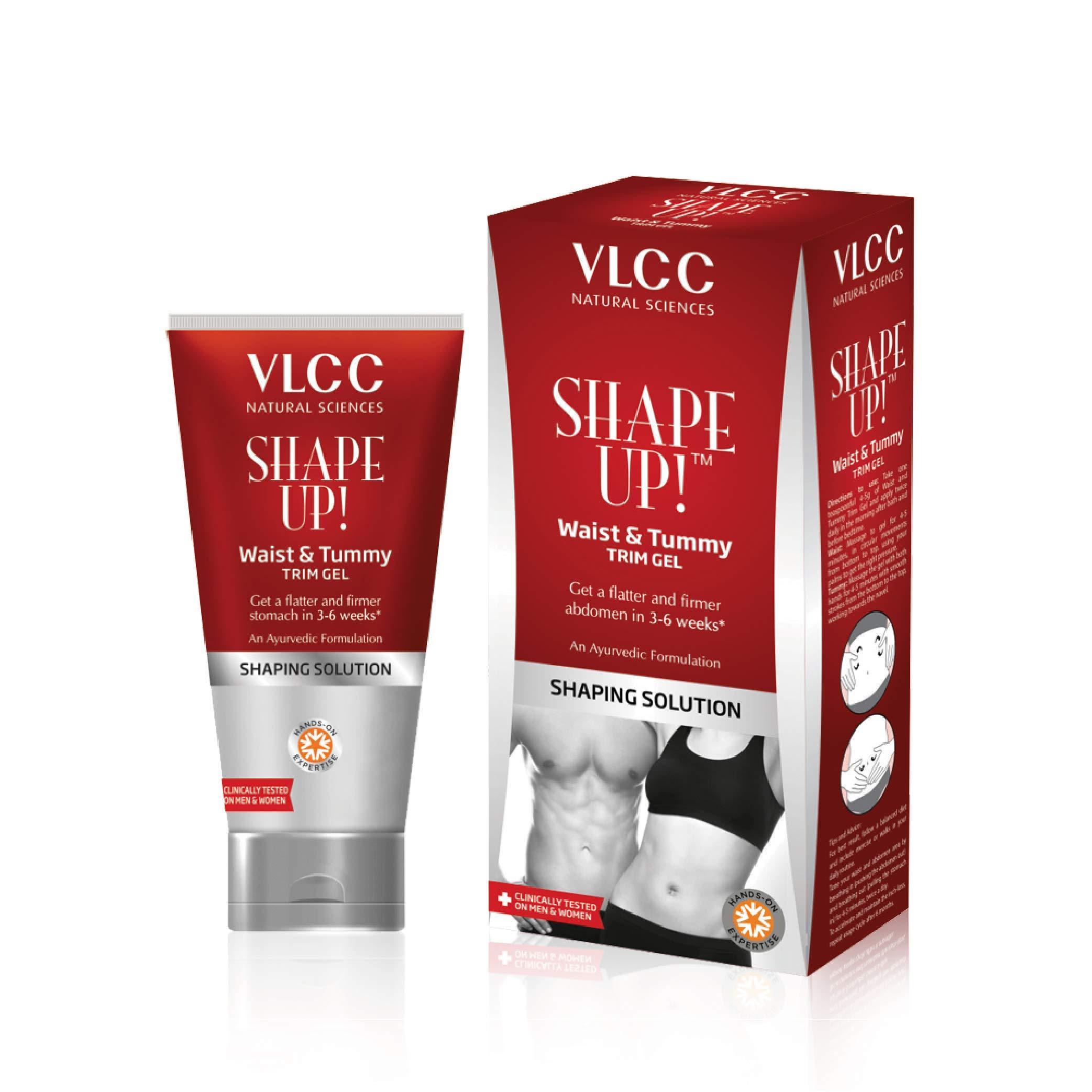 VLCC Natural Sciences Shape up Waist and Tummy Trim Gel 100g