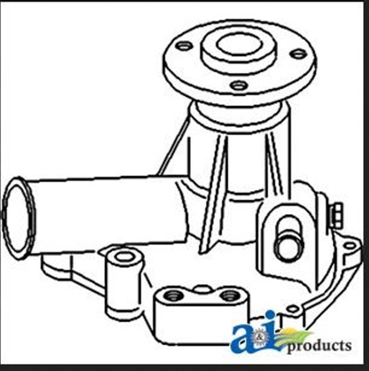 Ford 1320 Tractor Parts List Cub Cadet Wiring Diagram Water Pump After Tractors Industrial Scientific 1200x1208