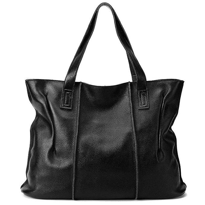 Amazon.com: CLELO - Bolso de piel suave para mujer, bolso de ...