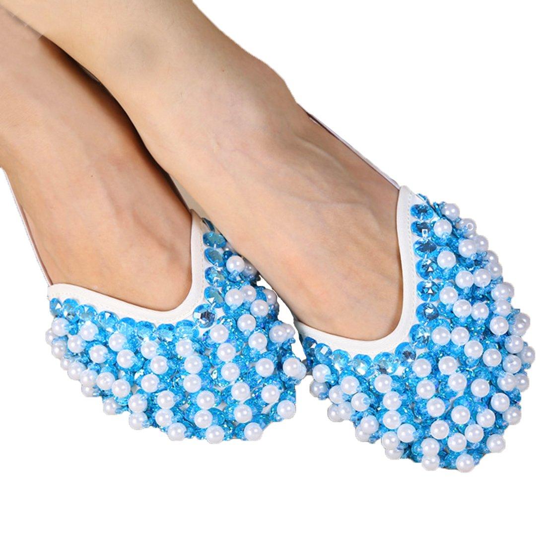 Calcifer® NEUF Belly/ballet Dance Chaussures Costume Cadeau pour Big fête de Noël