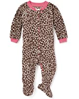 The Children's Place Girls' Printed Blanket Sleeper Pajamas