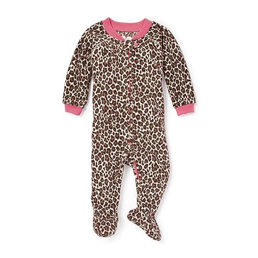 dc572b73b Amazon.com  The Children s Place Girls  Printed Blanket Sleeper ...