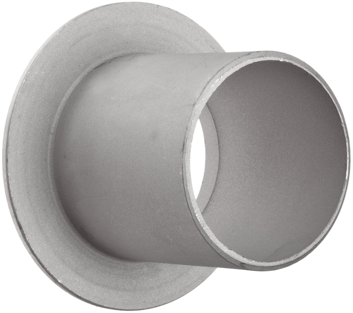 Stainless Steel 304/304L Pipe Fitting, Type C MSS Stub End, Butt-Weld, Schedule 10, 12'' Pipe Size by Merit Brass (Image #1)