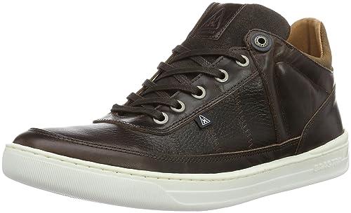 GaastraRisso Mid TMB - Zapatillas Hombre, Color Marrón, Talla 42: Amazon.es: Zapatos y complementos
