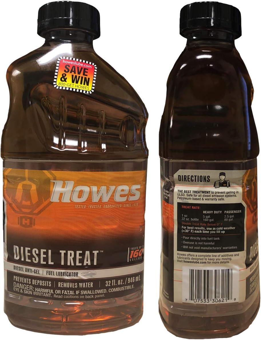 Howes Diesel Treat Diesel Conditioner & Anti-Gel