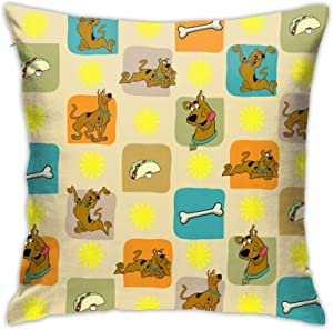 Yoovo Throw Pillow Case Living Room Bedroom Decoration Pillow Case Home Decoration 18x18 Inch Pillow Case