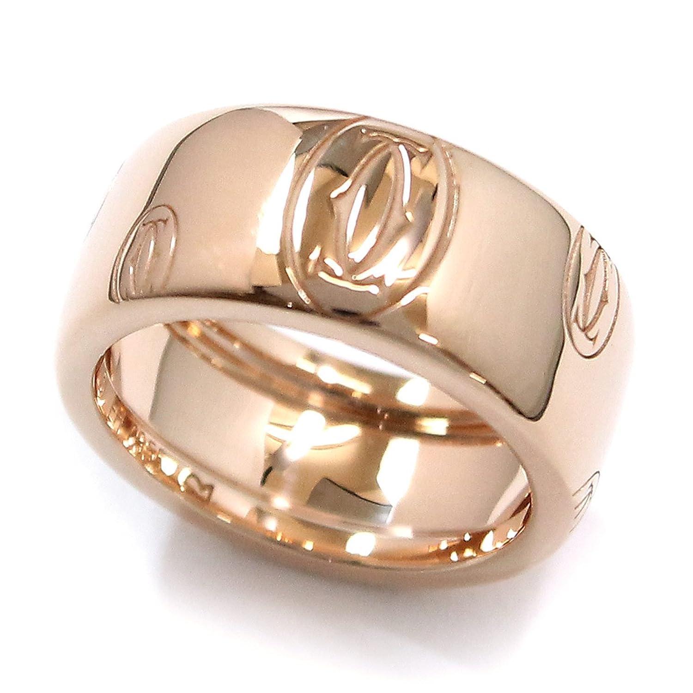 カルティエ Cartier ハッピーバースデー #47 リング K18PG 18金ピンクゴールド 750 指輪 【中古】 90050595 B07DXFRVW6