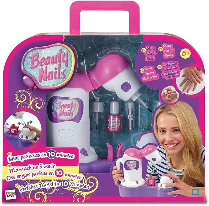 Beauty Nails 94895, Mi máquina de barnizar: Amazon.es: Juguetes y ...