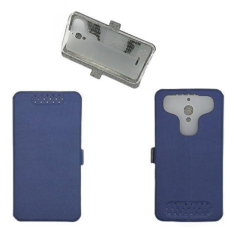 Amazon.com: Carcasa para Alcatel Pixi 4 6.0 3 G 8050 x 8050 ...