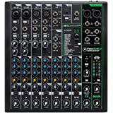 Mackie ProFXv3 Series, 10-Channel Professional Effects Mixer with USB, Onyx Mic Preamps and GigFX effects engine…
