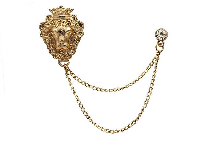 Amazon.com: AN KINGPiiN Pin de solapa para hombre, diseño de ...