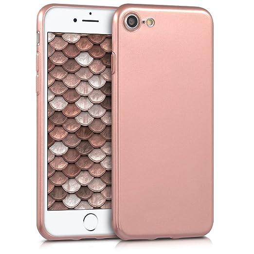 16 opinioni per kwmobile Cover per Apple iPhone 7 / 8- Custodia in silicone TPU- Back case
