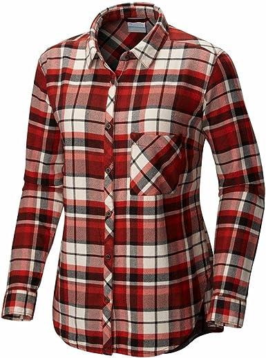 Columbia Deschutes River - Camisa de franela