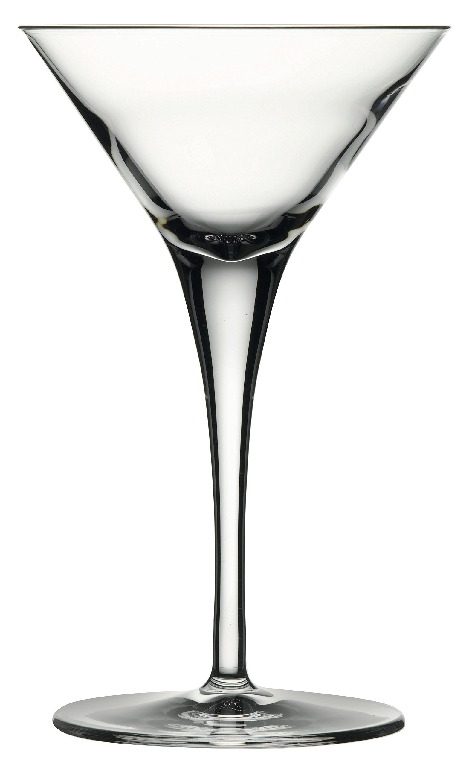 Hospitality Glass Brands 67024-024 Fame 5oz. Martini (Pack of 24)