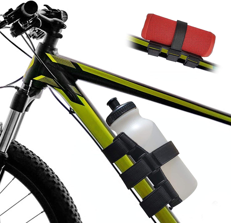 Easy Release Bike Drink Cup Holder Adjustable Bicycle MTB Water Bottle Holder