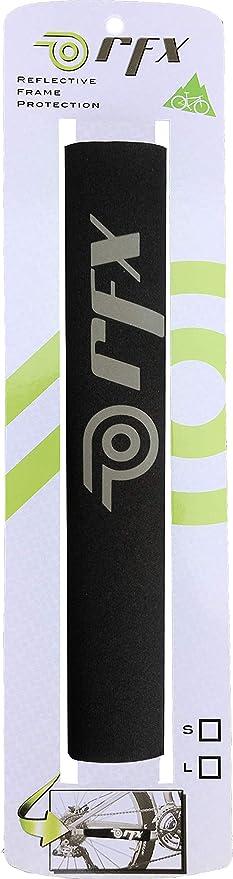RFX Cubre Cadena Protector REFLEJANTE para Bicicleta, MTB Skin ...