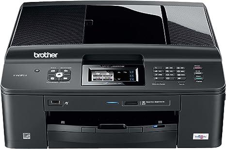 Brother MFCJ625DW - Impresora multifunción de Tinta Color (A4, 12 ...
