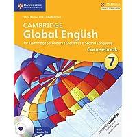 Cambridge Global English. Stages 7-9. Stage 7 Coursebook. Per la Scuola media. Con CD-Audio