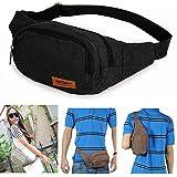 Kalevel Outdoor Sports Backpack Casual One Shoulder Sling Bag Canvas Backpack Hiking Waist Bag Cross Over Shoulder Bags Chest Crossbody Bag Shoulder Bag for Women Men Teens Girls Boys Kids
