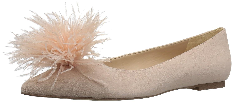 Sam Edelman Women's Reina Ballet Flat B06ZZ3P4GZ 5.5 B(M) US|Primrose Suede